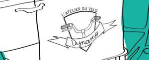 Dynamo sort des murs